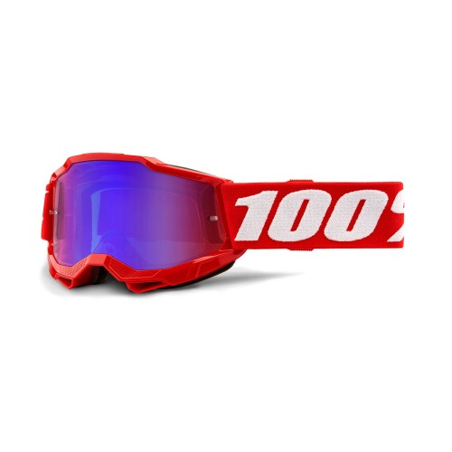 100% - ACCURI 2 YOUTH - NEON RED