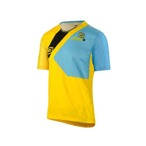 100% - AIRMATIC JERSEY - HONOR FIJI