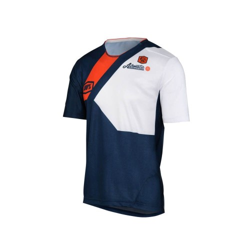 100% - AIRMATIC JERSEY - HONOR NAVY