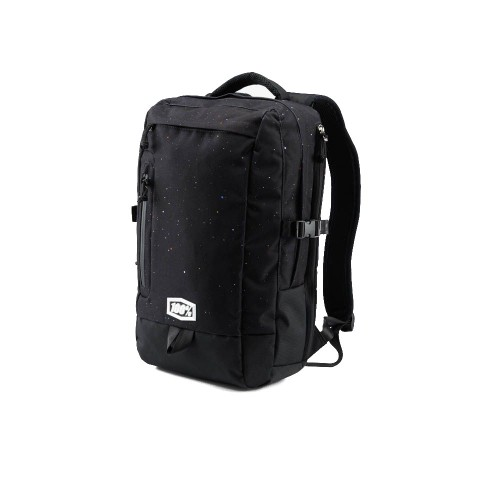 100% - BACKPACK - TRANSIT SKYLAR BLACK