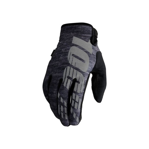 100% - BRISKER - COLD WEATHER GLOVE HEATHER