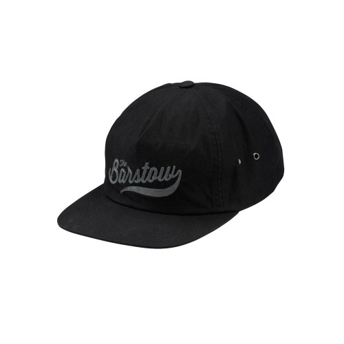 100% - HAT - LENWOOD BARSTOW BLACK