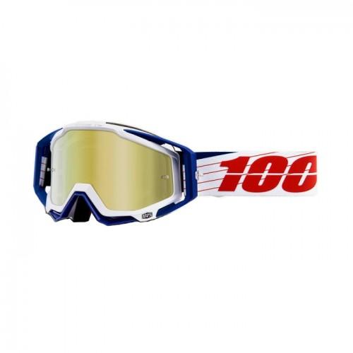 100% - RACECRAFT - BIBAL WHITE