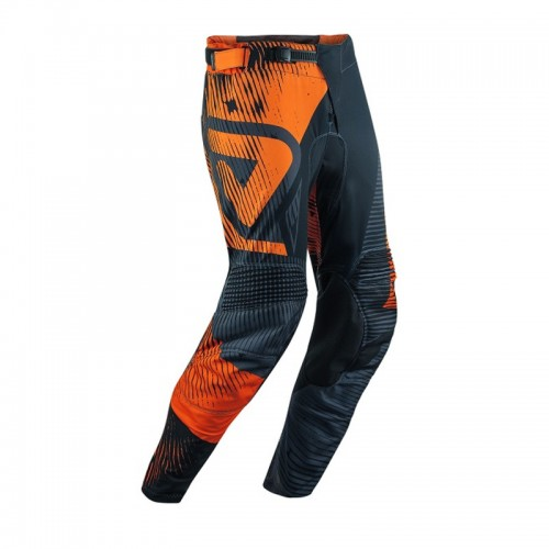 ACERBIS - MUDCORE SPECIAL EDITION PANTS - ORANGE BLACK