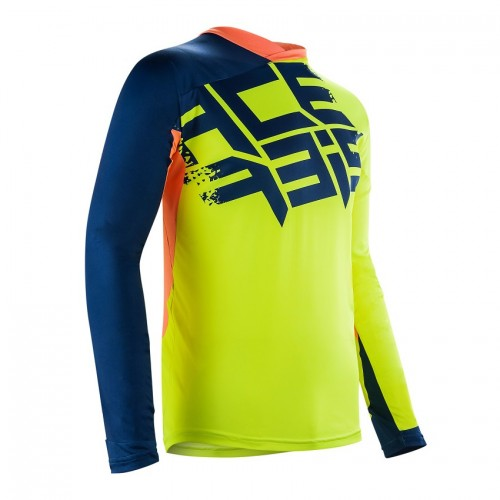 ACERBIS - AIRBORNE SPECIAL EDITION JERSEY - YELLOW BLUE