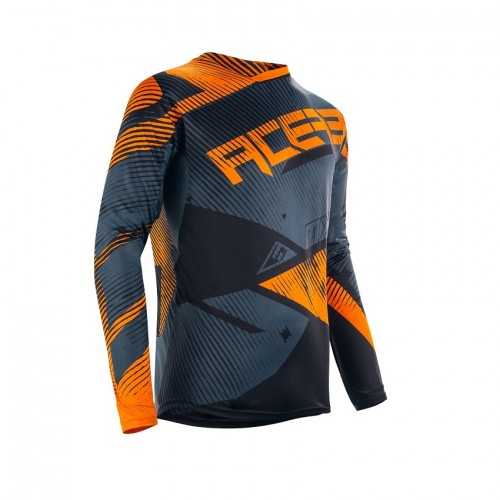 ACERBIS - MUDCORE SPECIAL EDITION JERSEY - ORANGE BLACK