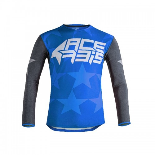 ACERBIS - STARWAY JERSEY- BLUE GREY