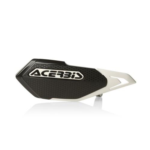 ACERBIS - X-ELITE HANDGUARDS - BLACK / WHITE