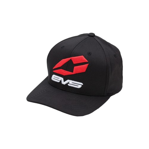 EVS - HAT - CORP HAT FLEXFIT BLACK