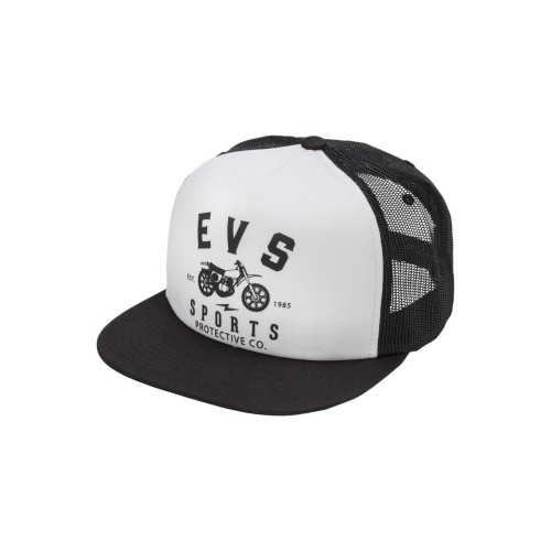 EVS - HAT - ELSINORE TRUCKER HAT WHITE