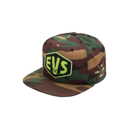 EVS - HAT - MACHINA HAT SNAPBACK CAMO