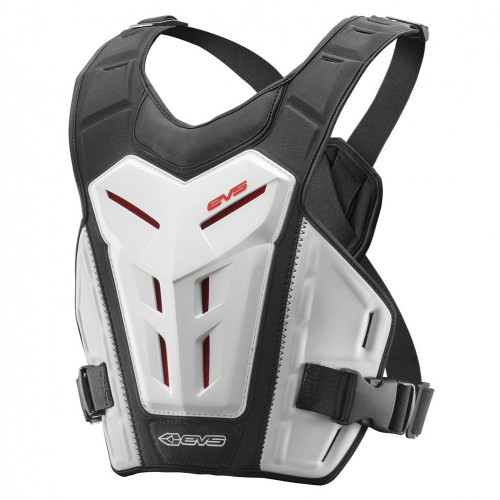 EVS - REVO 4 ROOST GUARD WHITE