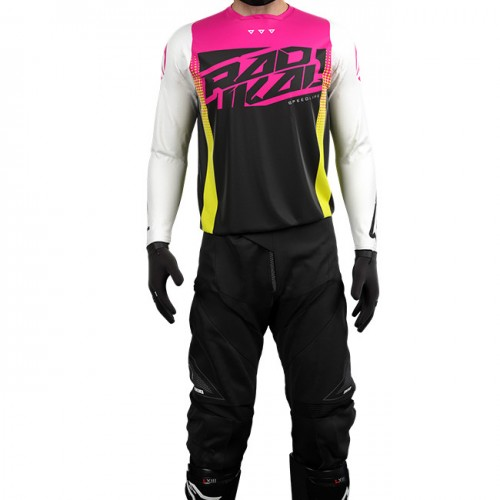 RADIKAL RACING - CONCEPT JERSEY SET BLACK