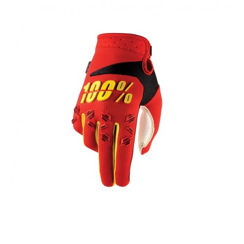 100% - AIRMATIC - RED