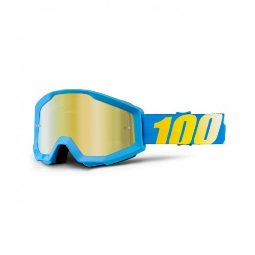 100% - STRATA - BLUE