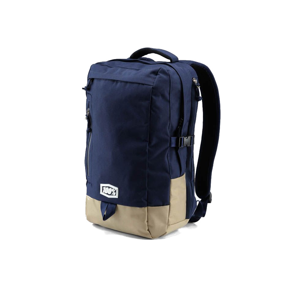100% - BACKPACK - TRANSIT NAVY