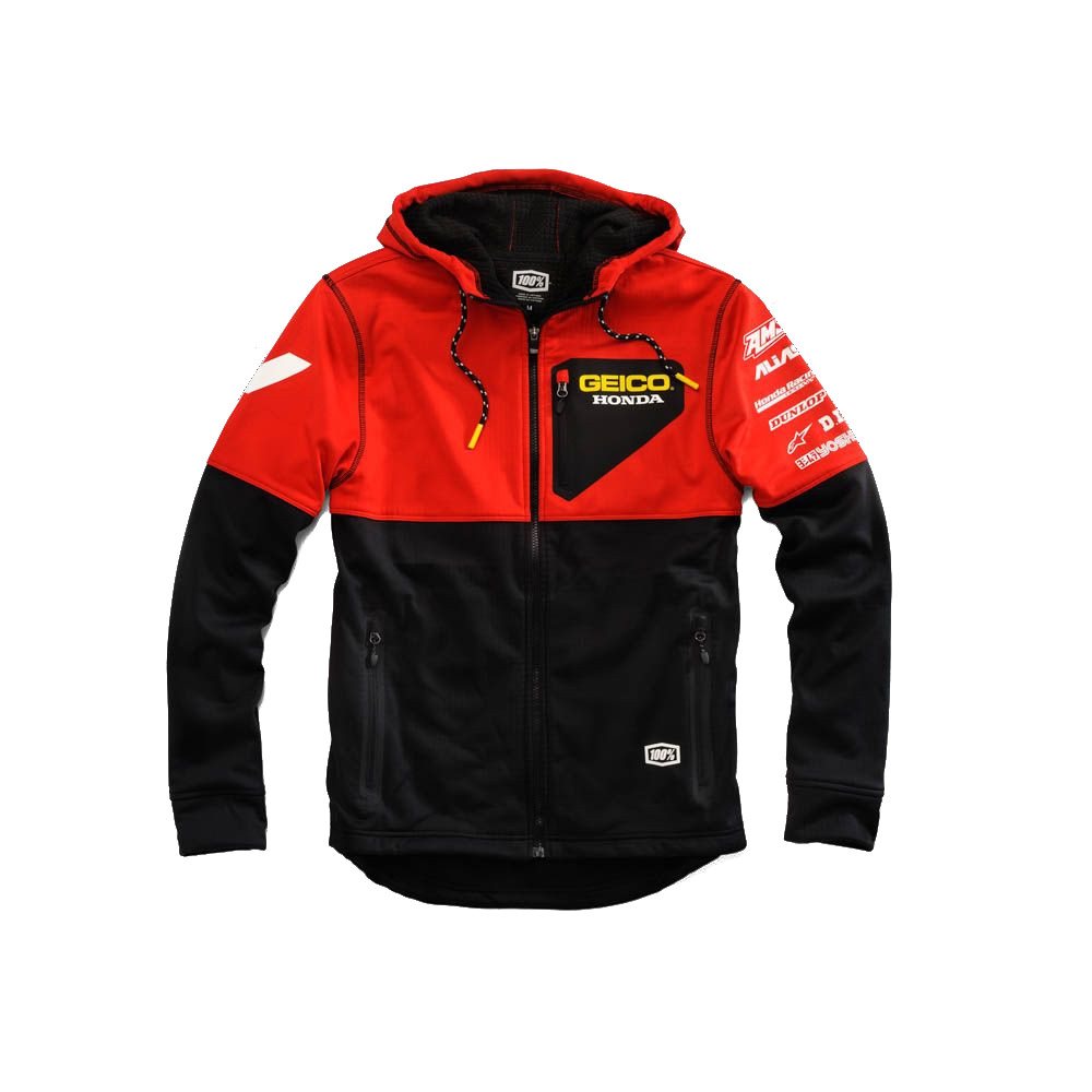 100% GEICO HONDA FACTORY APPAREL ( 9 items )