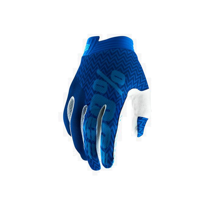 100% - iTRACK GLOVE - BLUE NAVY