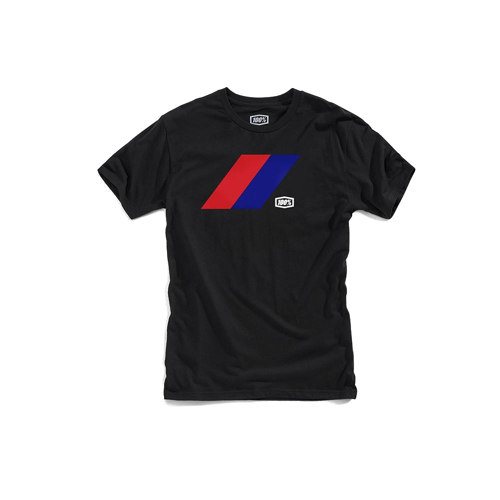 100% - SHIRT - BRAY TECH TEE BLACK