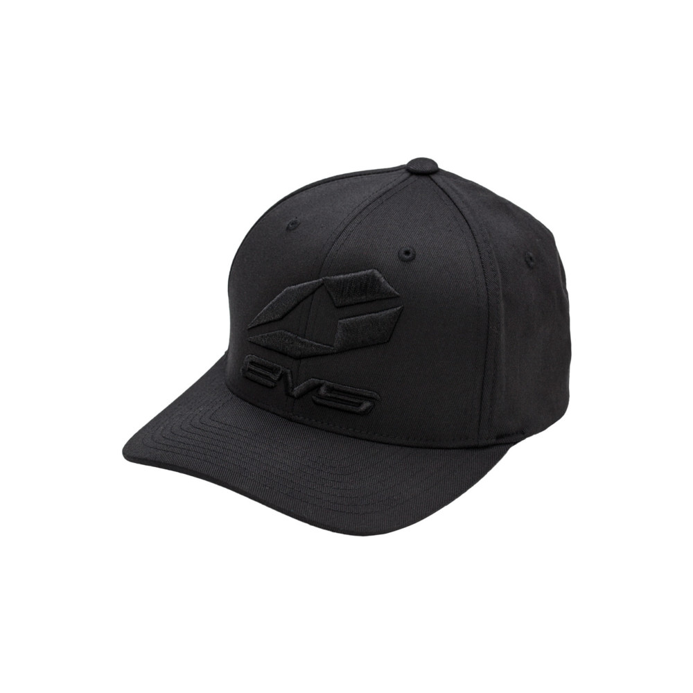 EVS - HAT - CORP HAT FLEXFIT BLACKOUT