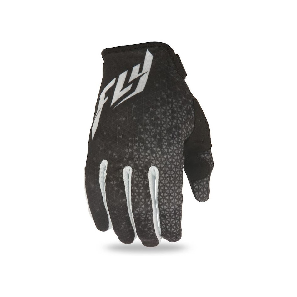 FLY RACING - LITE GLOVES - BLACK GREY